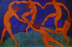 Henri Matisse - St Petersburg